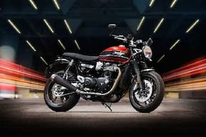 Triumph Speed Twin Standard