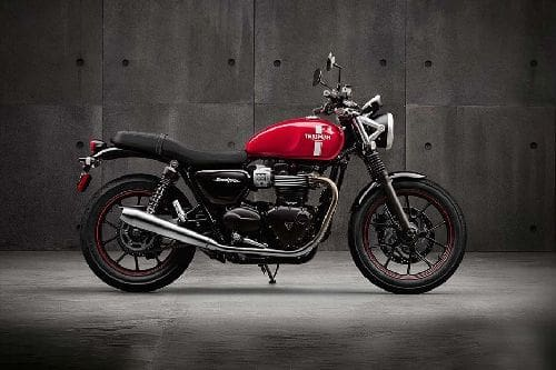 Triumph Street Twin Right Side Viewfull Image