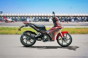 Benelli RFS 150I
