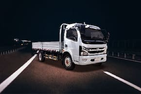 Dongfeng Captain-C 4W CAB CHASSIS 12.5FT