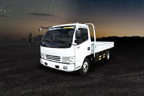 Dongfeng Captain-E 4W CAB CHASSIS 10FT