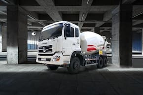 Dongfeng T-Lift 10W MIXER TRUCK