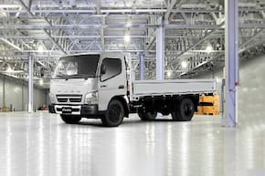 Fuso Canter FE73 3350/Deck Body