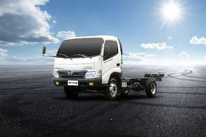 Hino XZU302L 2530/CAB Box Body