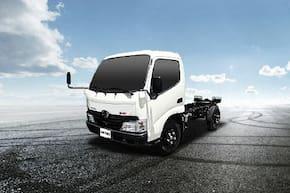 Hino XZU600L 2525/CAB Box Body