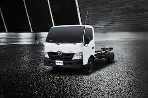 Hino XZU730L 4200/CAB Deck Body