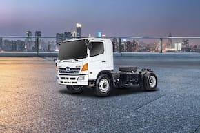 Hino GH8JF7D 3730/CAB Tipper