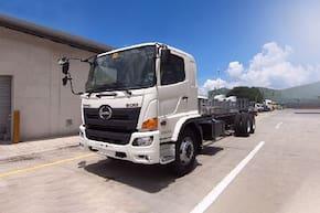 Hino FL10 7480/CAB Box Body