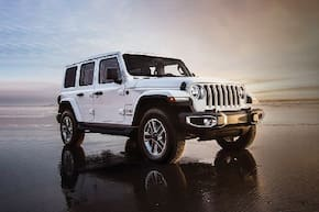 Jeep Wrangler Unlimited 2.0 Turbo Sport
