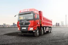 Shacman X3000 Dump Truck 10-Wheeler 6x4 (Flat Roof)