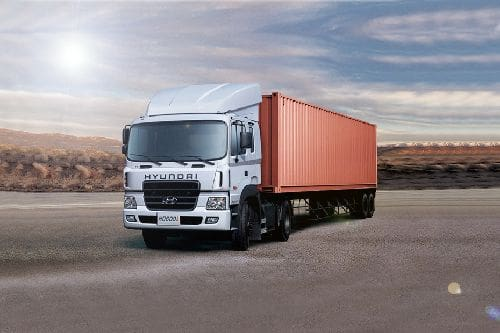Hyundai HD 600