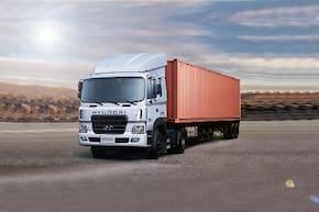 Hyundai HD 600 3450/Tractor Head