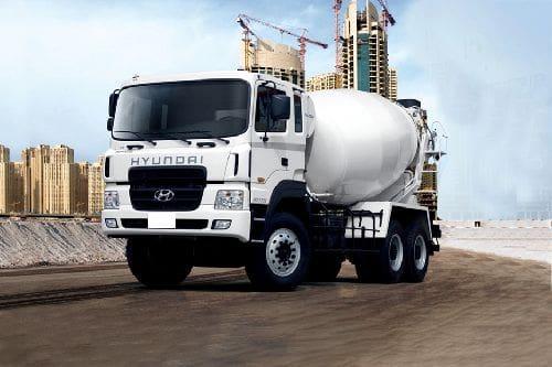 Hyundai HD 370 S