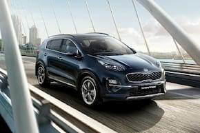 KIA Sportage 2.0 LX AT 4X2 Gas