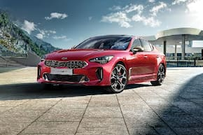 KIA Stinger 3.3L Twin Turbo V6 GT