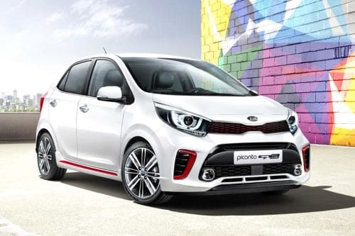 KIA Picanto Front Medium View