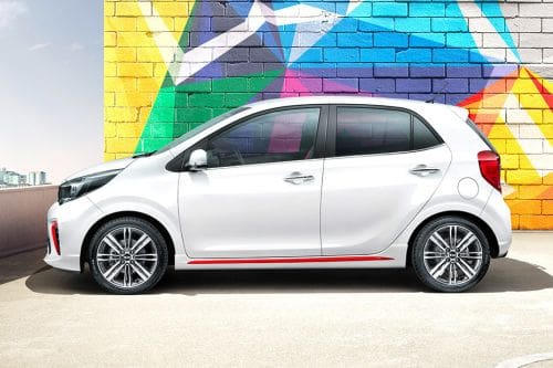 Picanto Side view