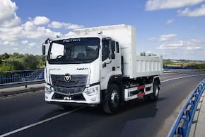 Foton Hurricane EST-M 4X2 Dropside 22FT