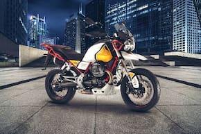 Moto Guzzi V85 TT Standard