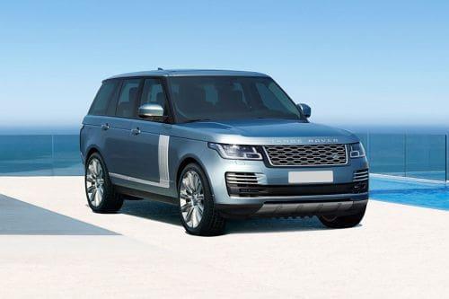 Land Rover Range Rover Front Medium View