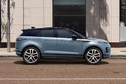 Land Rover Range Rover Evoque Drivers Sideview