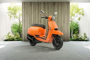 Lambretta V-Special 200