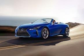 Lexus LC Convertible 500