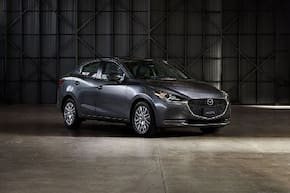 Used Mazda 2 Sedan