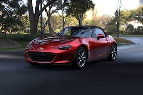 Mazda MX-5 SkyActiv-G 2.0 L MT