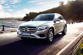 Mercedes-Benz GLC-Class 200 Exclusive