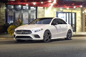 Mercedes-Benz A-Class Sedan 180d Progressive