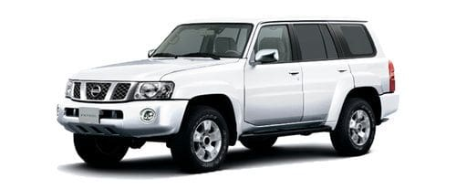 Nissan Patrol Super Safari