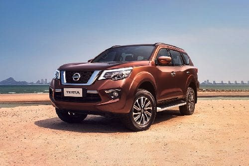 Nissan Terra 2 5 4x4 Vl At 2020 Specs Price In Philippines