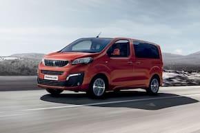 Peugeot Traveller 2.0 AT