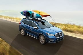 Subaru Ascent 2021 2.4L Turbocharged Boxer