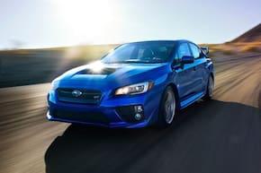 Used Subaru WRX STI