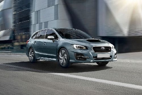 Levorg 2021 Front angle low view