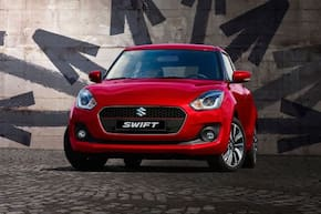 Suzuki Swift GL MT