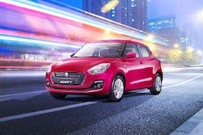 Suzuki Swift GL 1.2L MT