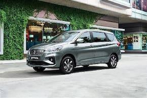 Suzuki Ertiga 1.5 GA MT (Upgrade)