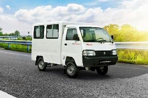 Suzuki Super Carry Utility Van 0.8L DDiS Turbo Diesel