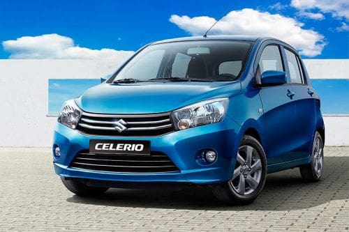 Suzuki Celerio Side Medium View