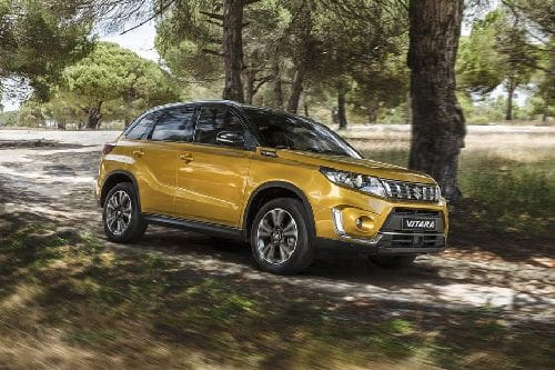 Suzuki Vitara Front Medium View