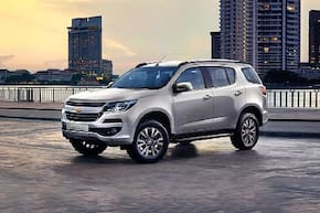Chevrolet Trailblazer 2.5 2WD 6MT LT
