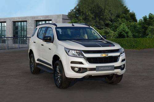 Chevrolet Trailblazer Front Medium View