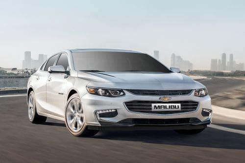 Chevrolet Malibu Front Medium View