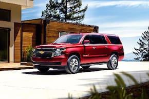 Chevrolet Suburban 4X2 LT