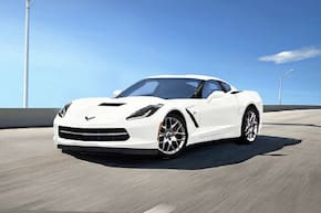 Chevrolet Corvette 6.2 L Stingray