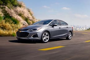 Chevrolet Cruze 2021 1.4 L