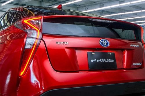Prius Spoiler